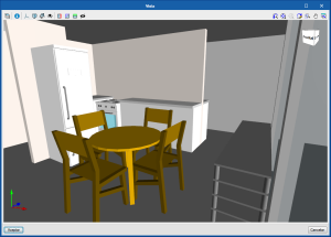 Open BIM Residential Furniture. Mobiliario de proyectos residenciales